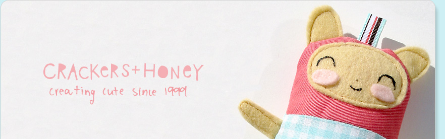Crackers + Honey Banner